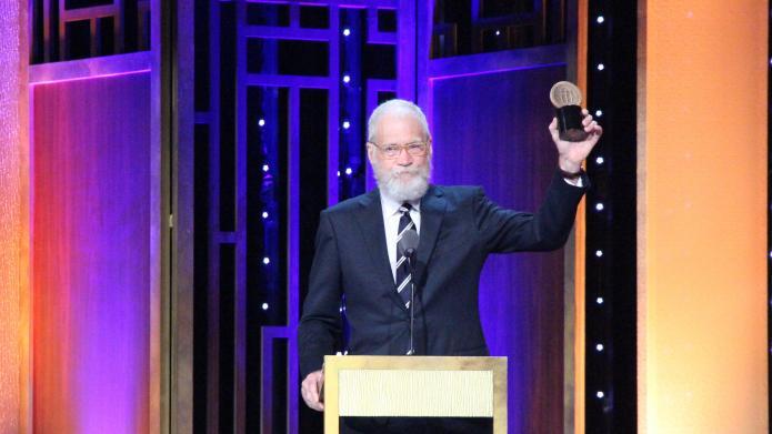 Netflix-Comeback für David Letterman