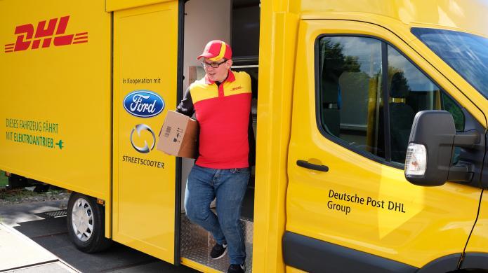 StreetScooter WORK XL: DHL und Ford zeigen ihren E-Transporter