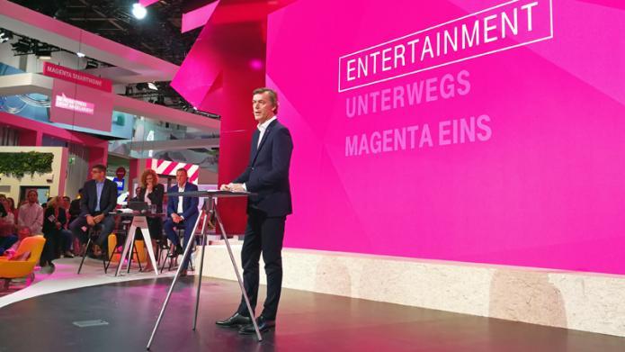 Telekom baut EntertainTV aus: Neuer UHD-Receiver, Netflix und zusätzliche Inhalte