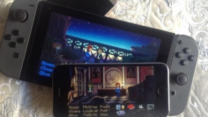 Thimbleweed Park für Switch & Mobile
