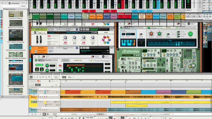 Propellerhead reason 6.5 crack mac e queijo