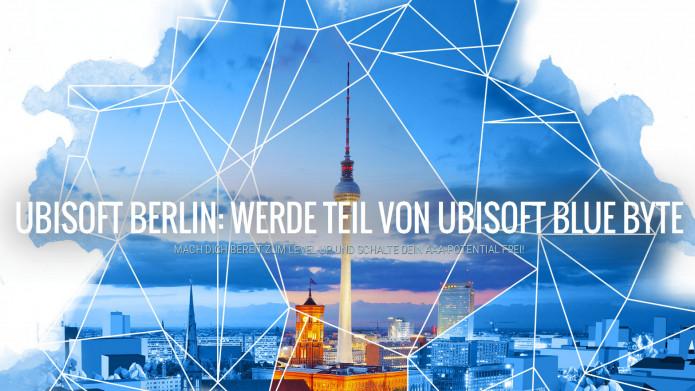 Ubisoft: Neues Studio wird in Berlin eröffnet