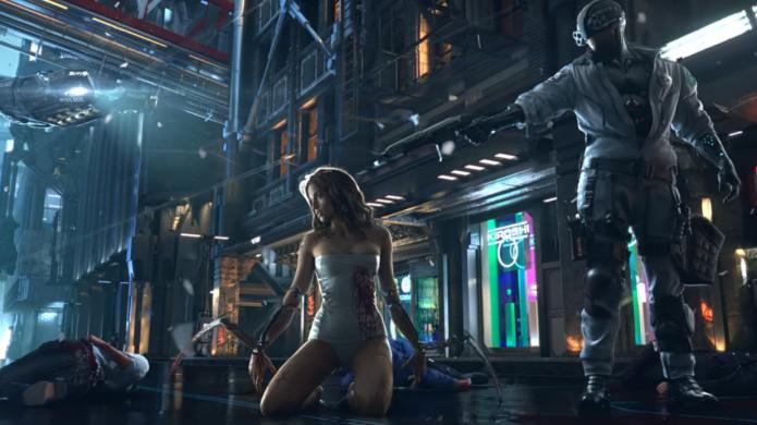 Cyberpunk 2077 - CD Projekt RED wird erpresst: Design-Dokumente sollen