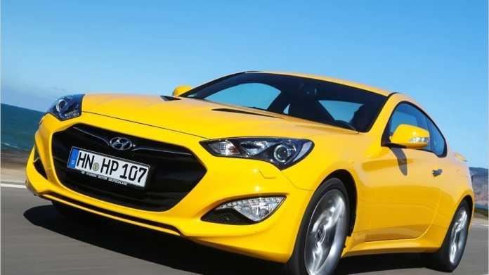 347 PS zum Schnäppchenpreis: Das Hyundai Genesis Coupé 3.8 V6.