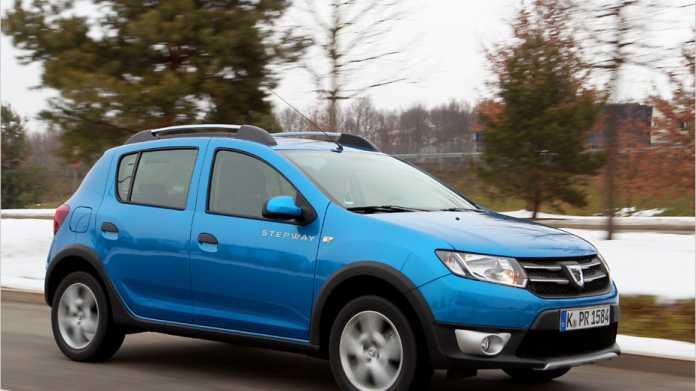 Durchaus ansehnlich: Der Dacia Sandero Stepway