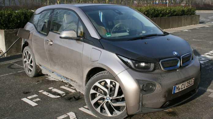 BMW, Elektroautos, alternative Antriebe