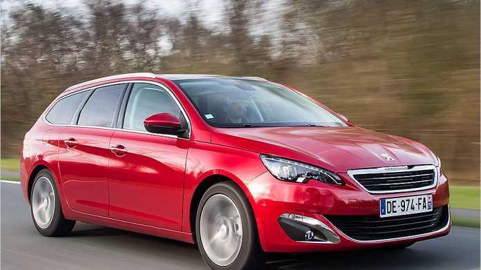 Die neue Generation des Peugeot 308 SW steht ab dem 24. Mai bei den deutschen Händlern.