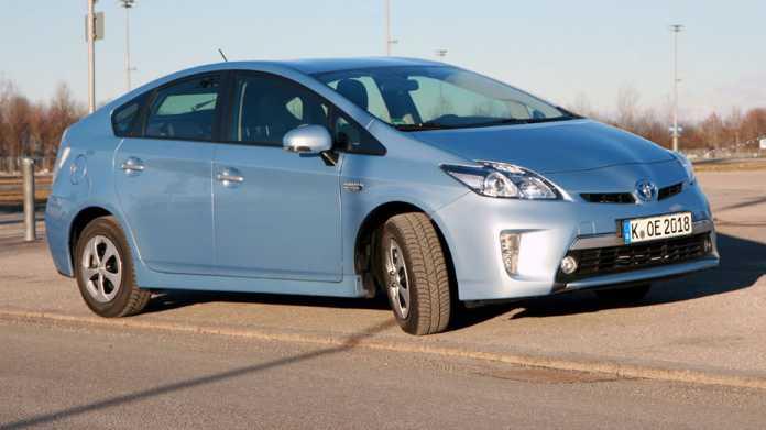 Zwei Monate mit dem Toyota Prius Plug-In-Hybrid