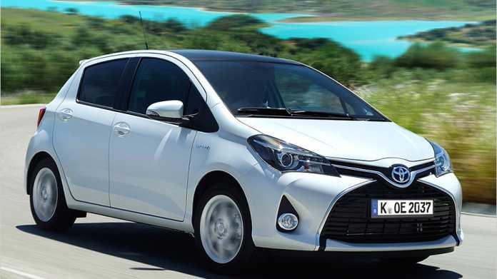 Der Toyota Yaris wird ab 30. August 2014 in überarbeiteter Auflage vermarktet. Wir haben die Hybridversion getestet.
