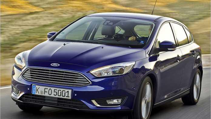 Wir waren mit dem umfangreich überarbeiteten Ford Focus unterwegs.