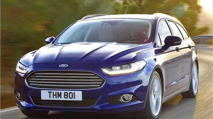 Endlich startklar für Europa: Der neue Ford Mondeo