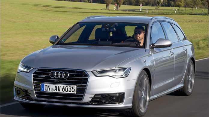 Audi hat die aktuelle A6-Reihe für die zweite Lebenshälfte fit gemacht