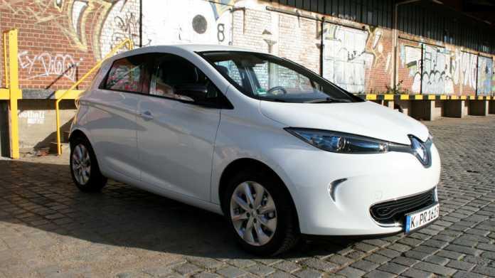 Renault, Elektroautos, alternative Antriebe