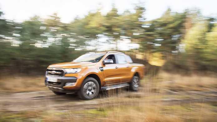 Fahrbericht: Ford Ranger 3.2 TDCi 4x4
