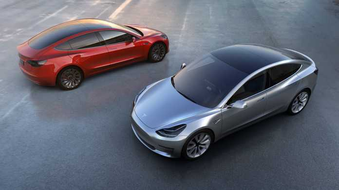 Tesla Motors, Elektroautos, alternative Antriebe