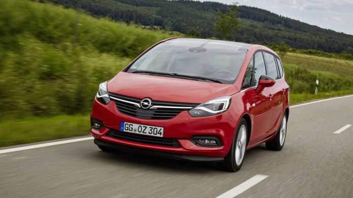 Fahrbericht: Opel Zafira