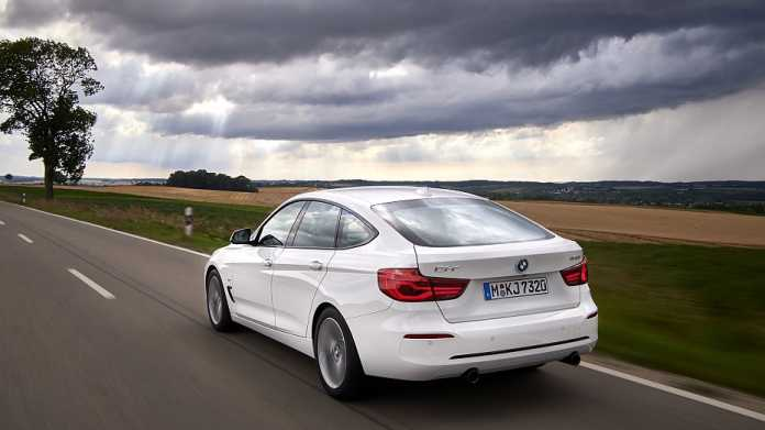 Fahrbericht: BMW 340i Gran Turismo