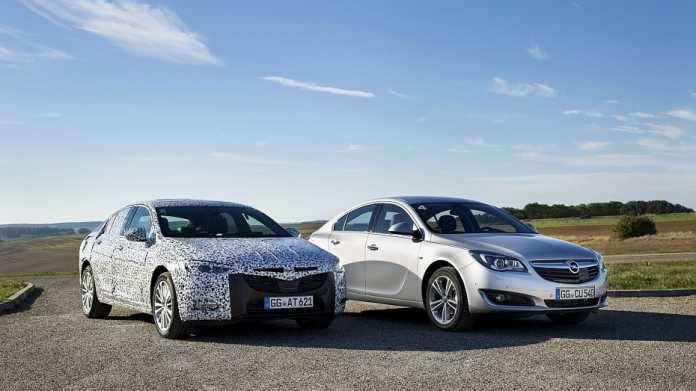 Fahrbericht: Opel Insignia 2017
