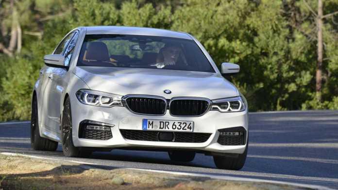 Test: BMW 540i