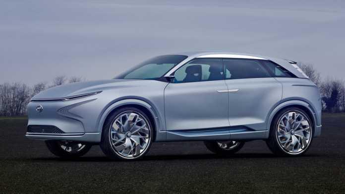 alternative Antriebe, Elektroautos, Hyundai