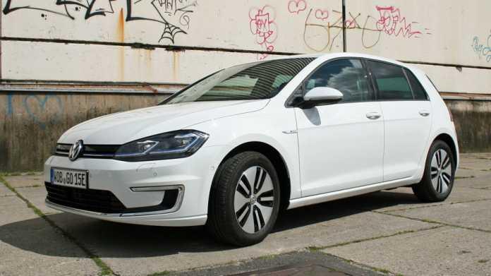 Fahrbericht VW e-Golf