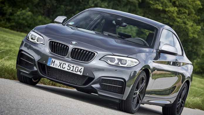 Fahrbericht BMW M 240i xDrive Coupé