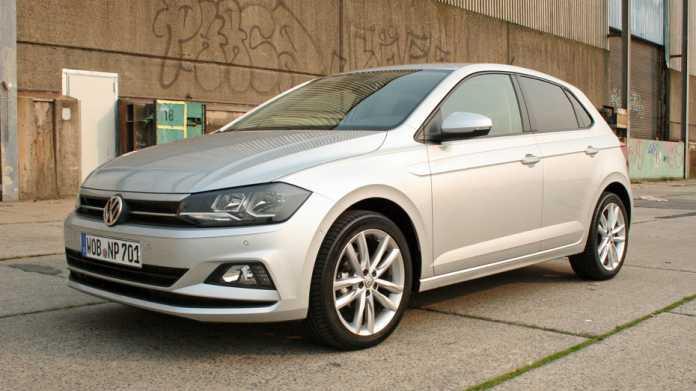 Unterwegs im VW Polo 1.0