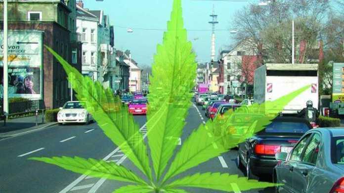 Autofahren unter Cannabis auf Rezept