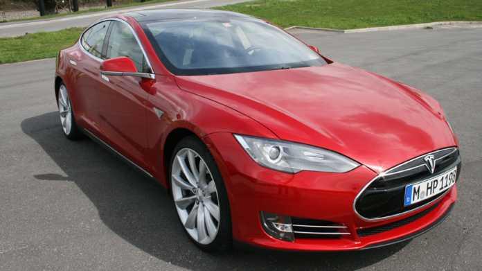 E-Auto-Kaufprämie für Tesla Model S gestrichen