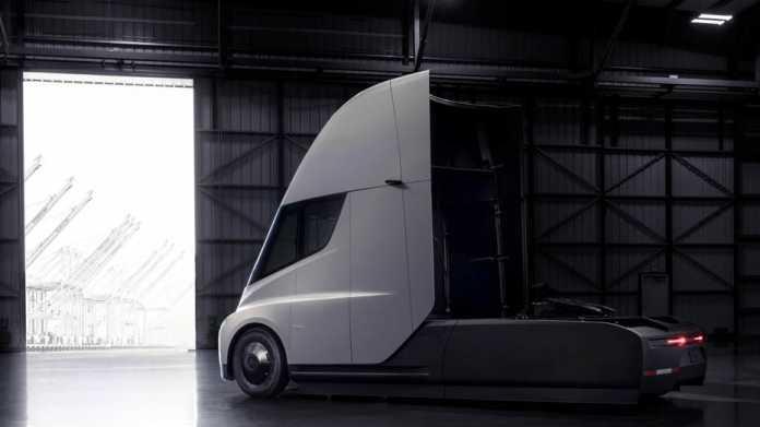Tesla Elektro-Lkw Semi