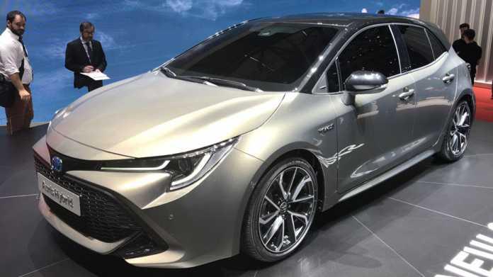 Toyota, alternative Antriebe