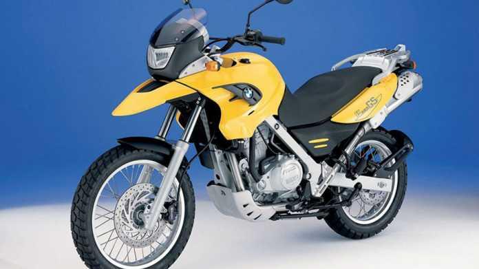 Gebraucht-Motorrad