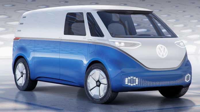 Volkswagen auf der IAA Nutzfahrzeuge