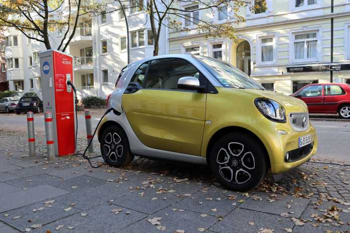 Smart als E-Auto