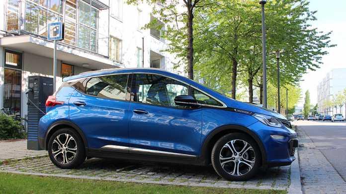 Opel Ampera Fahrbericht