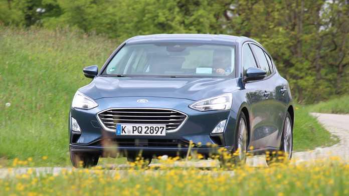 Fahrbericht Ford Focus 1.0 Ecoboost