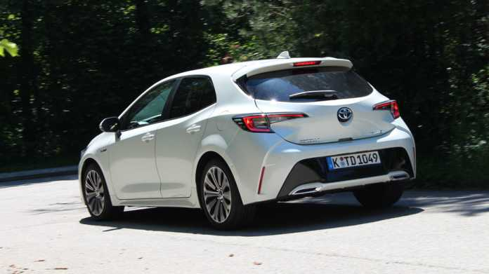 Toyota Corolla 2.0 Hybrid