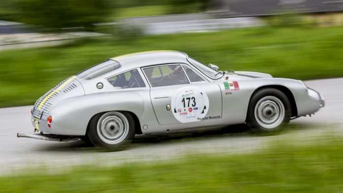 Porsche 356 B 2000 GS Carrera GTL Abarth
