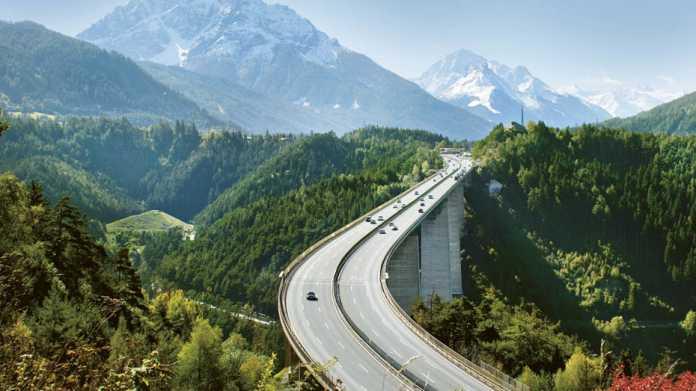 Europabrücke Brenner
