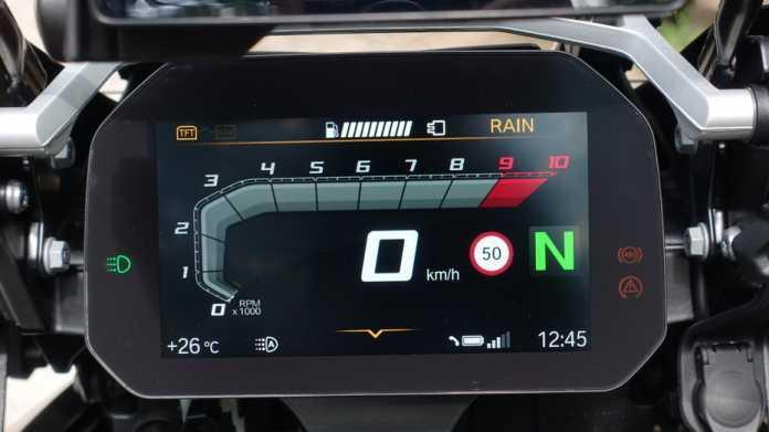 BMW Motorrad: Das Connectivity-Paket