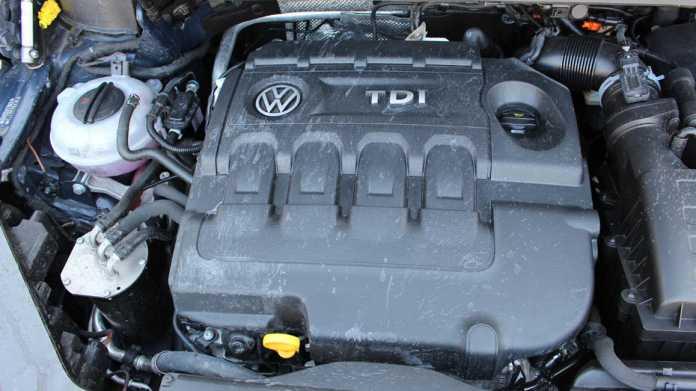 VW-Diesel EA288