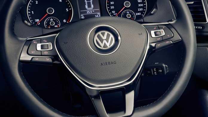 VW Sharan Airbag