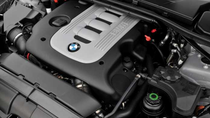 BMW 335d Motor