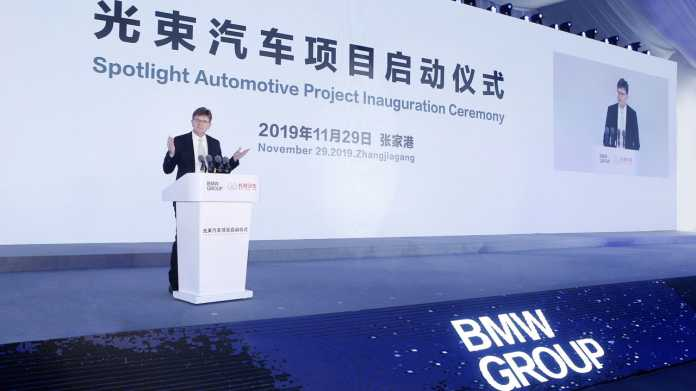 BMWs Joint Venture mit Great Wall Motor
