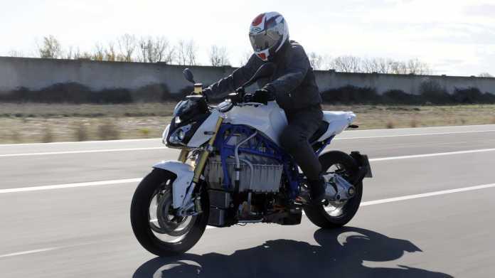 BMW E-Roadster-Versuchsträger