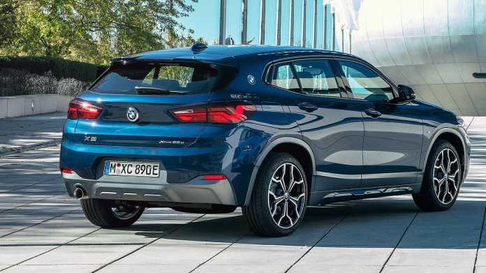 BMW X2 25e