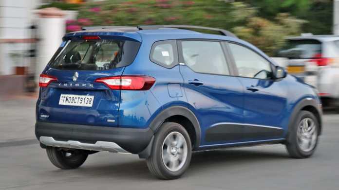 Renault Triber 1.0