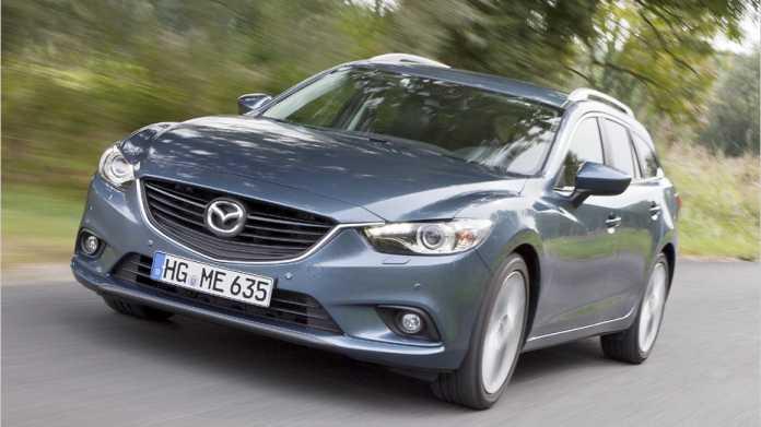 Ab Februar 2013 will Mazda die dritte Generation des Mazda 6 in Deutschland verkaufen.