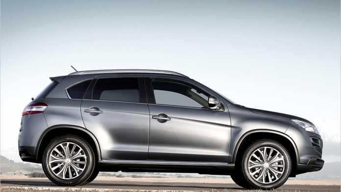 Peugeot 4008: Neues SUV der Löwenmarke