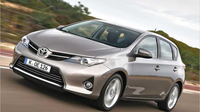 Am 19. Januar 2013 kommt die zweite Generation des Toyota Auris in Deutschland auf den Markt.